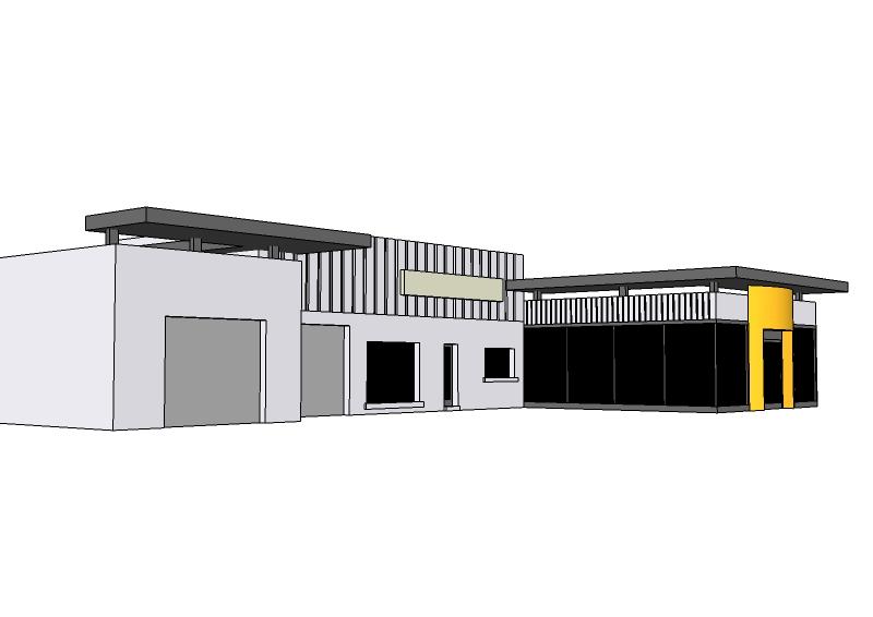 construction d 39 un garage automobile brique par brique page 9. Black Bedroom Furniture Sets. Home Design Ideas