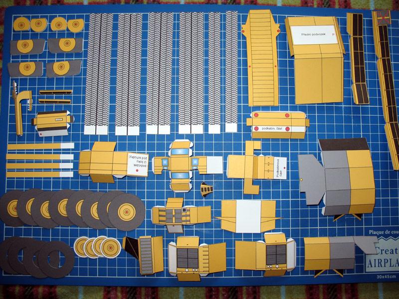 Terex titan au 1 100 for Architecture egyptienne