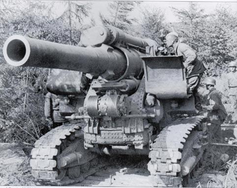 B-4 et B-4M ( Russie ) Obusier-M-1931-de-203-mm_188