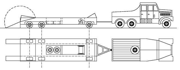 un petit scammell gun tractor page 2 le forum en papier. Black Bedroom Furniture Sets. Home Design Ideas