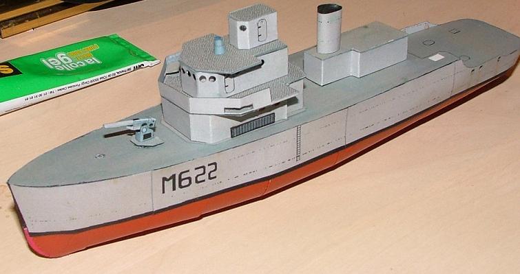 HMS Victory Maquette kit bateau bois 1/98