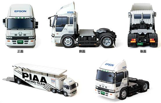 схемы грузовиков из бумаги